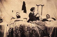 Civil War nurse