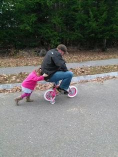 I guess parenting needs to come with training wheels (31 Photos)