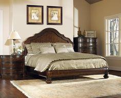 Bernhardt Normandie Bed #bedroom