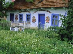 This house is so cute! One day I would like to go to Poland.