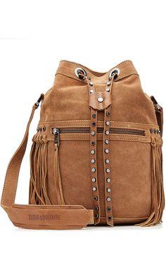 Boho Gypsy Bucket Bag detail 0