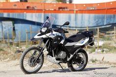 BMW Motorrad、G650GS セルタオ