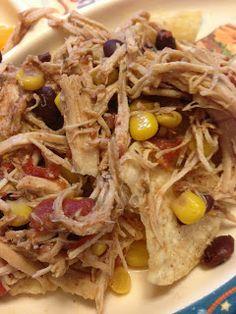 Santa Fe Chicken (slow cooker meal)