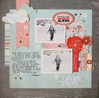 A Project by **Marinette** from our Scrapbooking Gallery originally submitted 07/04/12 at 12:31 PM