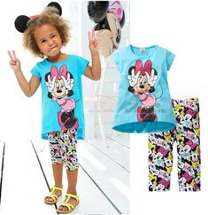 Cheap girls outfits, Buy Quality baby girls clothing directly from China girls clothing Suppliers: Baby girl's clothing sets sky blue t shirt +pants casual tracksuits kids sports clothes summer wear hot girls outfits