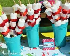 cat in the hat 1st birthday ideas for boys - cat hats