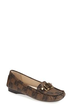 Obsessed with these Michael Kors loafers for Fall