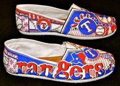 Custom Tom's, TX Rangers #101