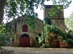 Chateau de Roussan, Saint-Rémy-de-Provence