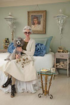 Fashion is beyond age