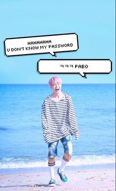 BTS Jimin Lockscreen