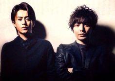 Toma Ikuta & Shun Oguri in Ouroboros - the best super acting performance for both excellent actors