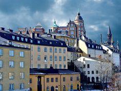 Stockholm - Södermalm by Olof S
