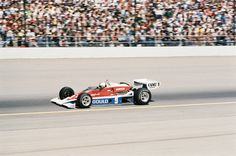 Rick Mears - Penske PC-6 Cosworth TC - Penske Racing - International 500 Mile Sweepstakes - 1979 USAC National Championship Trail, round 3
