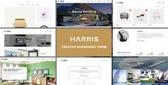 Harris - Creative WordPress Theme (Creative) Download   http://w7download.com/harris-creative-wordpress-theme-creative-download