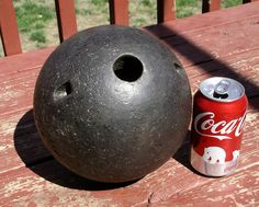 Large Cannon Ball Civil War 8-inch Shell Projectile 44 LBS