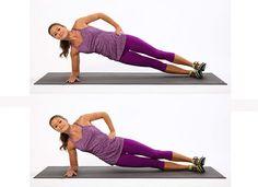 Os 6 Exercícios Para Afinar a Cintura