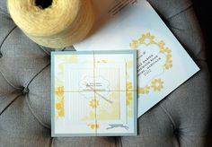 Packaged invites w/registry info and rsvp card? (not the actual design) @Tana Minnick Minnick Berrelleza