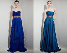 blue dresses | ... Fall 2011 Evening Dresses on Fashion Dress | Beautiful Fashion Dresses