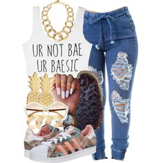 582 by tuhlayjuh on Polyvore featuring polyvore, fashion, style, adidas Originals, Vinca, NEST Jewelry, Cartier and Miu Miu