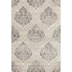 Better Homes and Gardens Distressed Ogee Area Rugs or Runners, Beige