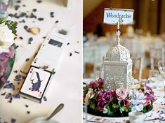 Two Birds And Their Ornithology Inspired Wedding At Gaynes Park in Epping