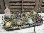 Primitive Easter Egg Carrier