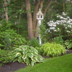 Simple and easy backyard landscaping ideas 50 #easyfrontyardlandscaping