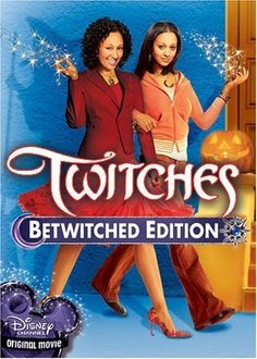 One of my favorite Halloween movies would be Twitches, though not entirely scary I still enjoyed this movie, I watched it annually with my sister, and still do to this day.