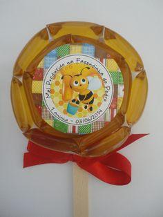Surpreenda seu convidados com o Pirulito de sache de mel (20 saches - 65grs)    personalizamos a arte conforme sua escolha.