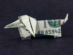 FUNNY MONEY = COUNTERFEIT OR FAKE. 6-origami-money-ideas