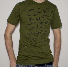 Bird Flock Tee