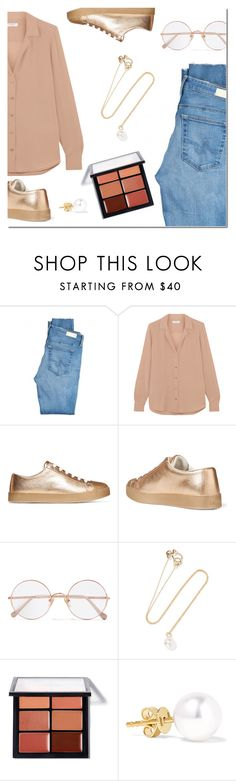 """""""339"""" by danielle-487 ❤ liked on Polyvore featuring AG Adriano Goldschmied, Equipment, Prada, Sunday Somewhere and Sophie Bille Brahe"""