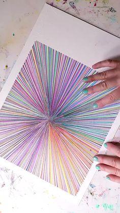 Easy Butterfly Drawing, Easy Mandala Drawing, Easy Flower Drawings, Sunflower Drawing, Cute Easy Drawings, Simple Mandala, Mandala Art, Butterfly Mandala, Disney Pencil Drawings