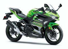 Kawasaki Ninja 400 é revelada para substituir a Ninja 300