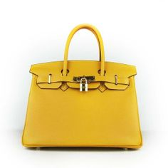 Easy Travel Newest Discounted 6088 Yellow Gold 30cm Overtakes Gucci Birkin Hermes Handbag