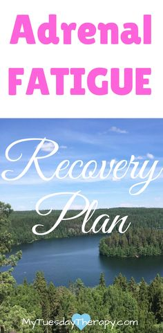This plan helped me to recover from a severe adrenal fatigue. In this post you will find a list of effective natural treatments for adrenal fatigue. #adrenalfatigue #chronicfatigue #fibromyalgia #chronicillness #naturalremedies  via @www.pinterest.com/mytuestherapy