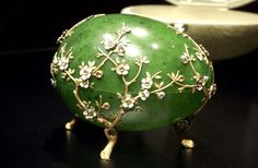 NEWS 24.3.2016 HISTORY. CLASSIC. The 19 Most Beautiful Fabergé Eggs for a Dream Easter Basket