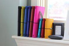 Entwerfen Sie Ihre Foxy Notebook Cover. Foxy Dori Foxy von FoxyDori