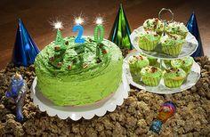 4/20 GREEN CAKE