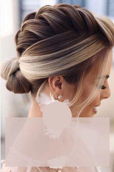 Braided Hairstyles Tutorials, Easy Hairstyles, Indian Bridal Hairstyles, Wedding Hairstyles, Hair Color Streaks, Long Locks, Different Hairstyles, Love Hair, Hair Videos