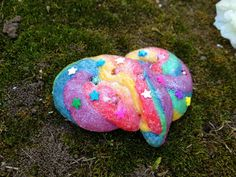 Unicorn Poop Cookies: and my girls would love these.