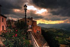 https://flic.kr/p/W4x8M   Temporale   Storm  Maiolati Spontini Ancona Marche Italia