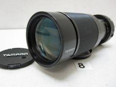 L885FA TAMRON 60-210mm F3.8-4 φ58 N/AI ジャンク_画像1