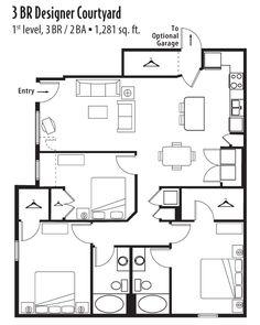 Studio, 1 bath 616 sf apartment at Springs at Jordan Creek in West ...
