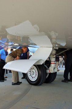 G650 landing gear