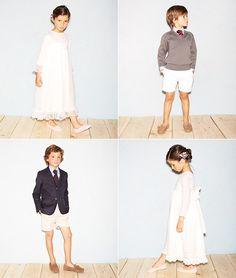 vestidos comunion de nicoli Vestidos de Comunión 2013