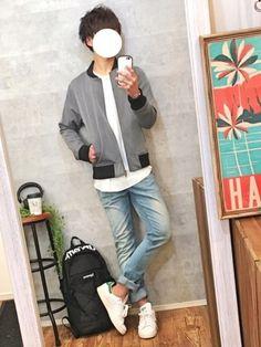 MONO-MARTさんのジャケットで 春コーデ(^^) スタンスミスが履きたくなる季節♡ In