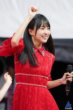 Cute Japanese Girl, Short Sleeve Dresses, Dresses With Sleeves, High Neck Dress, Haruka, Beauty, Vintage, Idol, Style