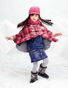 kid winter fashion Replay